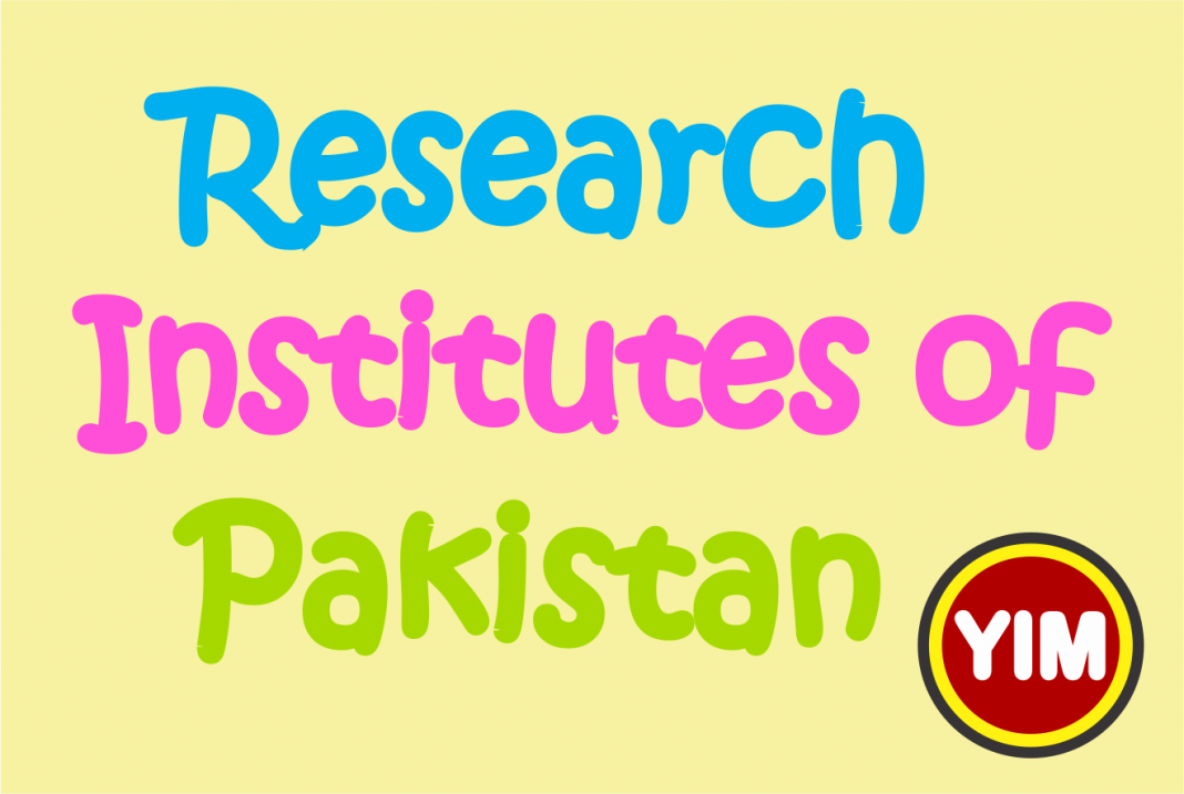 Research Institutes in Pakistan, agriculture in pakistan, suparco, pcsir, pcsir lahore, pcsir karachi, objectives of research, what is research methodology