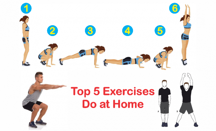 Exercises Without Gym Equipment, aerobic exercise, exercise at home, exercise workouts, exercise benefits, list of exercises, list of different types of exercise